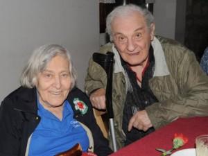 Margherita Hack e Aldo De Rosa, un amore lungo 80 anni