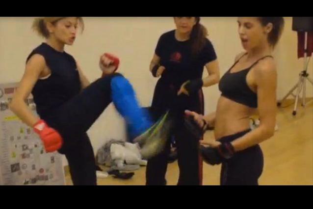 Canalis VS Corvaglia, colpi di Krav Maga all'ultimo sangue (VIDEO)
