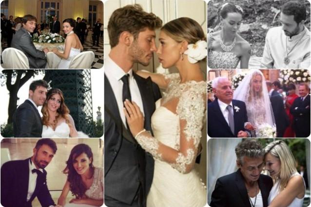 Matrimoni Vip Toscana : I matrimoni vip del perché non è stato solo l anno
