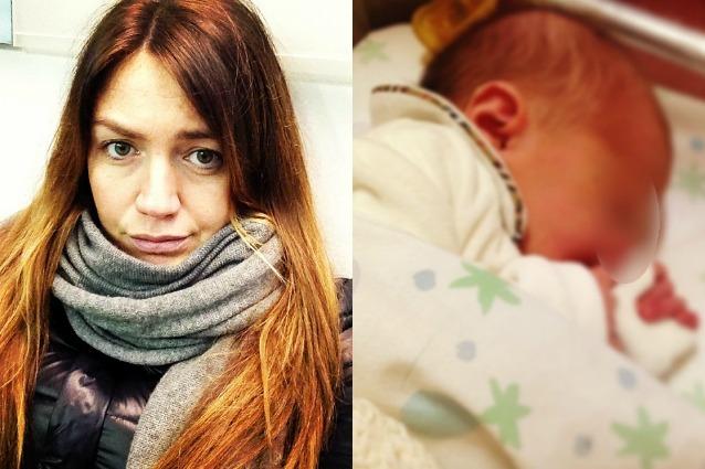 Chiara maci diventata mamma nata bianca il padre non c 39 - Chiara blogger cucina ...