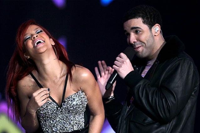 Rihanna e Drake hanno ormai sciolto ogni riserva visti i continui atteggiamenti in pubblico: manca solo l'ufficialità.