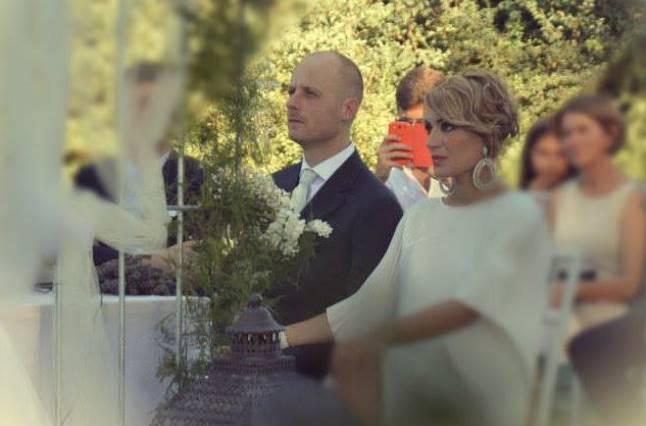 Matrimonio Uomini E Donne : Monica pisano ha sposato nicola foderaro le foto del