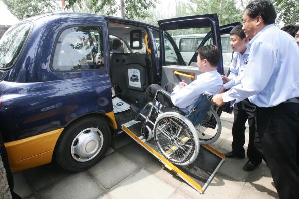 acquisto auto per disabili della legge 104 le
