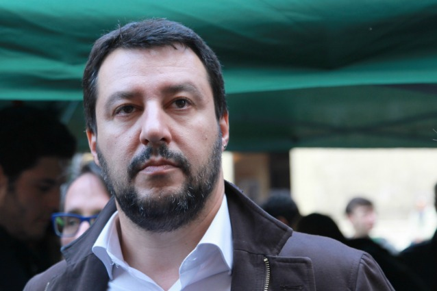 Le pagelle ai politici: Matteo Salvini