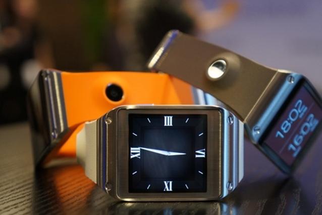 Ecco il primo smartwatch di samsung il galaxy gearjeda news for Orologio della samsung