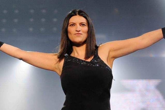 Laura Pausini è tra i 15 artisti più amati su Twitter