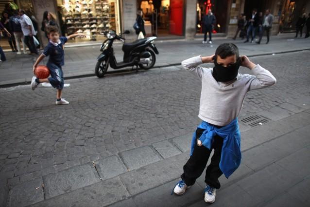 La Napoli che non ha smesso di insegnare al Principe di Dani