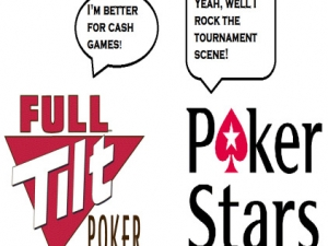 Full Tilt vs Poker Stars