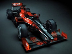 Virgin F1 - Full Tilt Poker