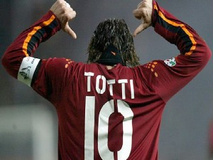 Francesco Totti testimonial di Party Poker