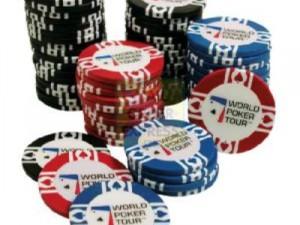 world poker chips