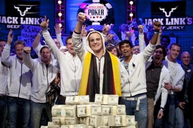 WSOP 2011: il nuovo campione del mondo è Pius Heinz
