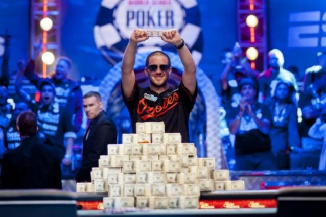 World series of poker 2012: Greg Merson è il nuovo campione internazionale di poker
