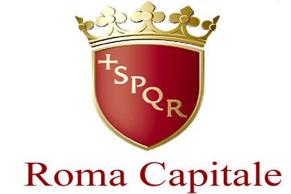 Marino toglie la lupa dal logo di roma capitale for Affitto roma porta di roma