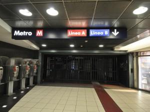 Sciopero mezzi pubblici martedì 12 settembre a Roma: chiusa la metro A