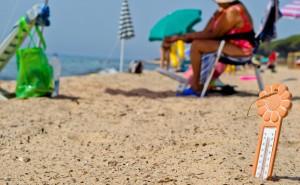 Sardegna giornata di caldo record