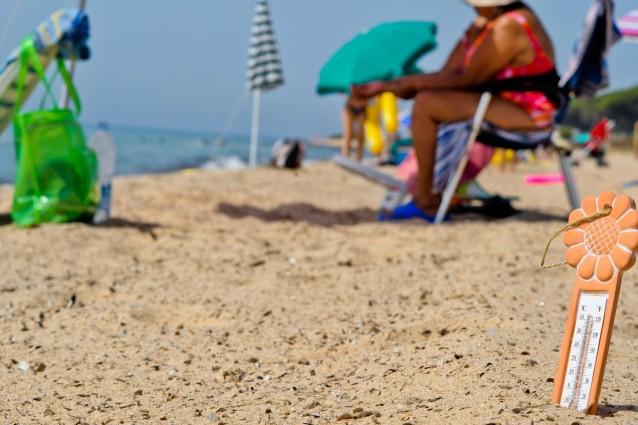 Ondate di calore come quelle che hanno colpito l'Italia nell'ultimo mese sono destinate a ripetersi con frequenza crescente.