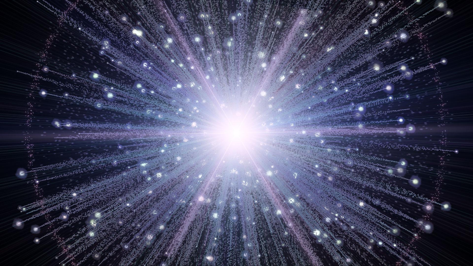 E se, invece di espandersi, l'universo stesse… ingrassando?