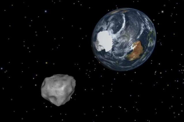 in arrivo l asteroide 2012 da14