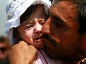 Il pianto del bebé attiva il cervello della donna, non quello dell'uomo