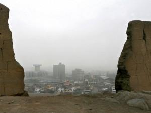 Distrutta piramide di 4000 anni fa in Perù