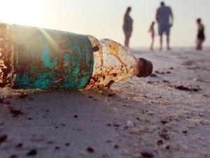 Il Tirreno affoga nella plastica: costituisce il 95% dei rifiuti marini