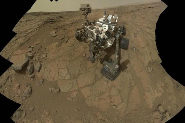 Su Marte un antico lago scoperto da Curiosity