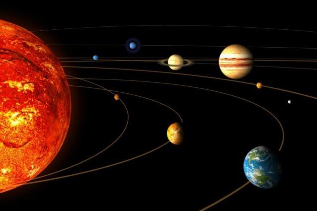 Una meraviglia di allineamento planetario