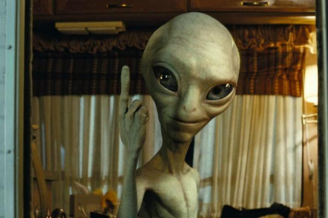 No, non abbiamo scoperto nessuna civiltà aliena attorno ad una Stella