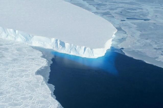 Antartide: il collasso dei ghiacciai è iniziato