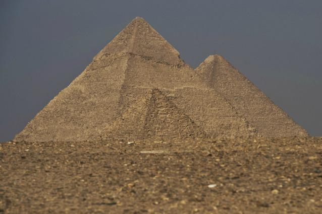 Svelato il segreto delle piramidi egizie