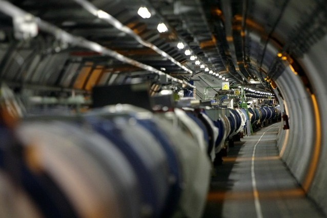 LHC riparte, problema faina superato