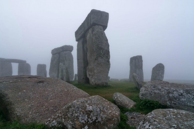 I segreti di Stonehenge svelati da una mappa sotterranea.