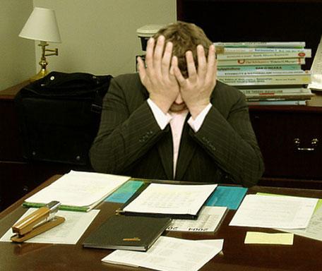 Odiare il tuo lavoro ti fa ingrassare