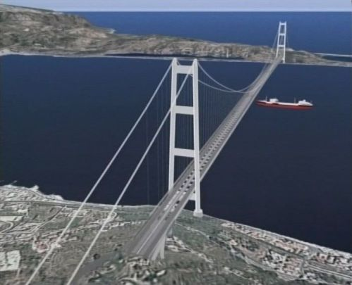 E Alfano torna a parlare del Ponte sullo Stretto di Messina