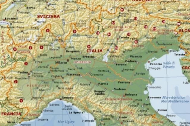 Terremoto Nel Nord Italia Quattro Forti Scosse Nella Notte