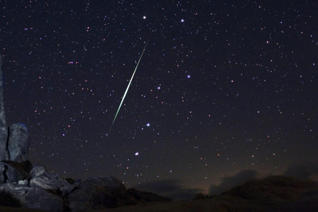 Un meteorite attraversa cuzco in per video for Meteorite milano