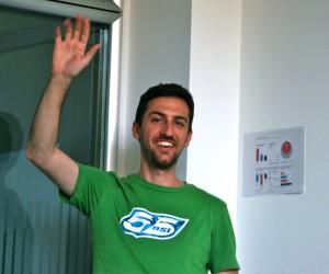 Nicola Vitto, sviluppatore di Blomming