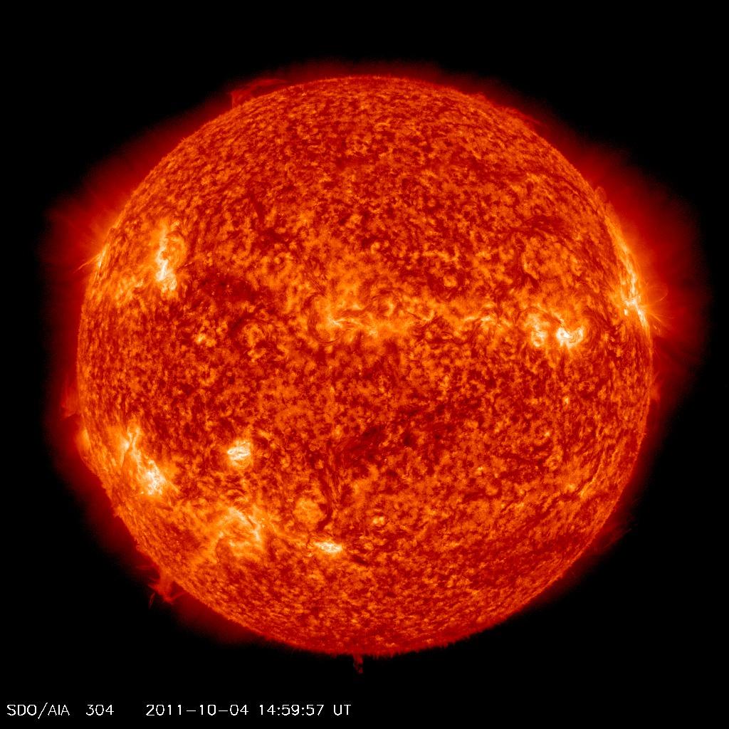 Fotografate le temperature solari
