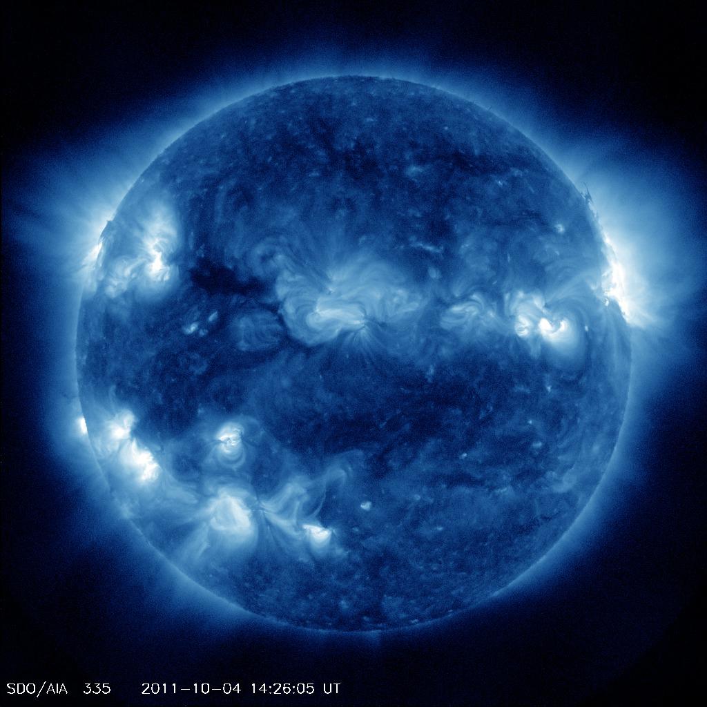 le immagini del satellite