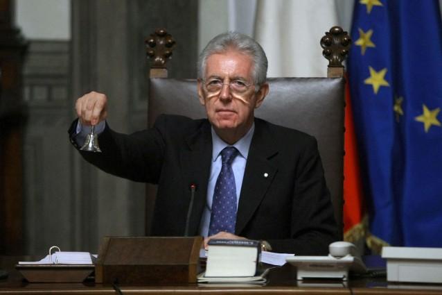 Il governo monti oggi al senato per ottenere la fiducia for Discussione al senato oggi