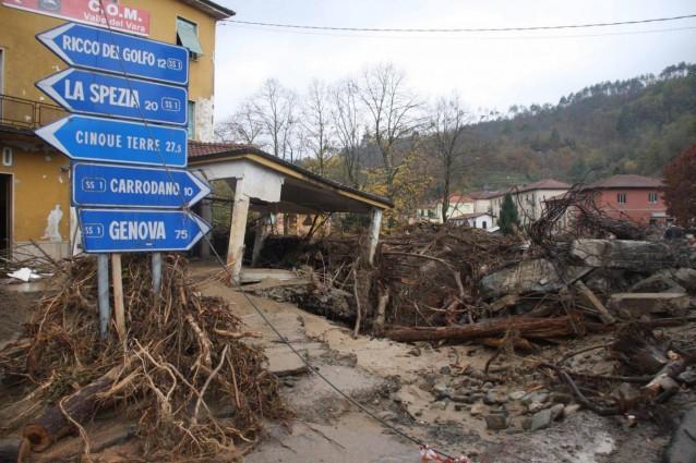 rischio alluvioni liguria - photo#18
