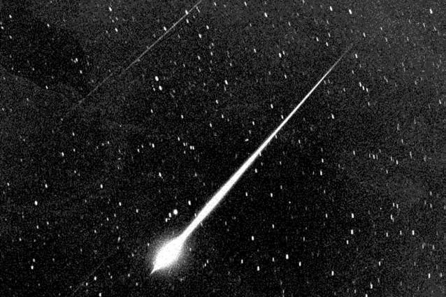 Lo sciame meteorico delle Leonidi sarà visibile questa settimana, con un picco previsto per giovedì sera: l'importante è guardare il cielo prima delle 22, quando sorgerà la luna.