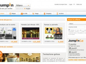 Jumpin, social shopping Made in Italy