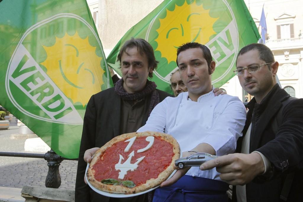pizza anti casta