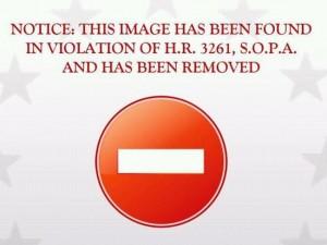 #StopSOPA. Ovvero: della libertà e di altri demoni
