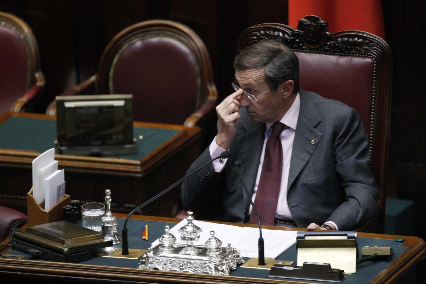 Decreto svuota carceri il voto di fiducia alla camera for Diretta camera deputati