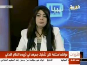 Libia: muore Hala Misrati, la giornalista del regime.