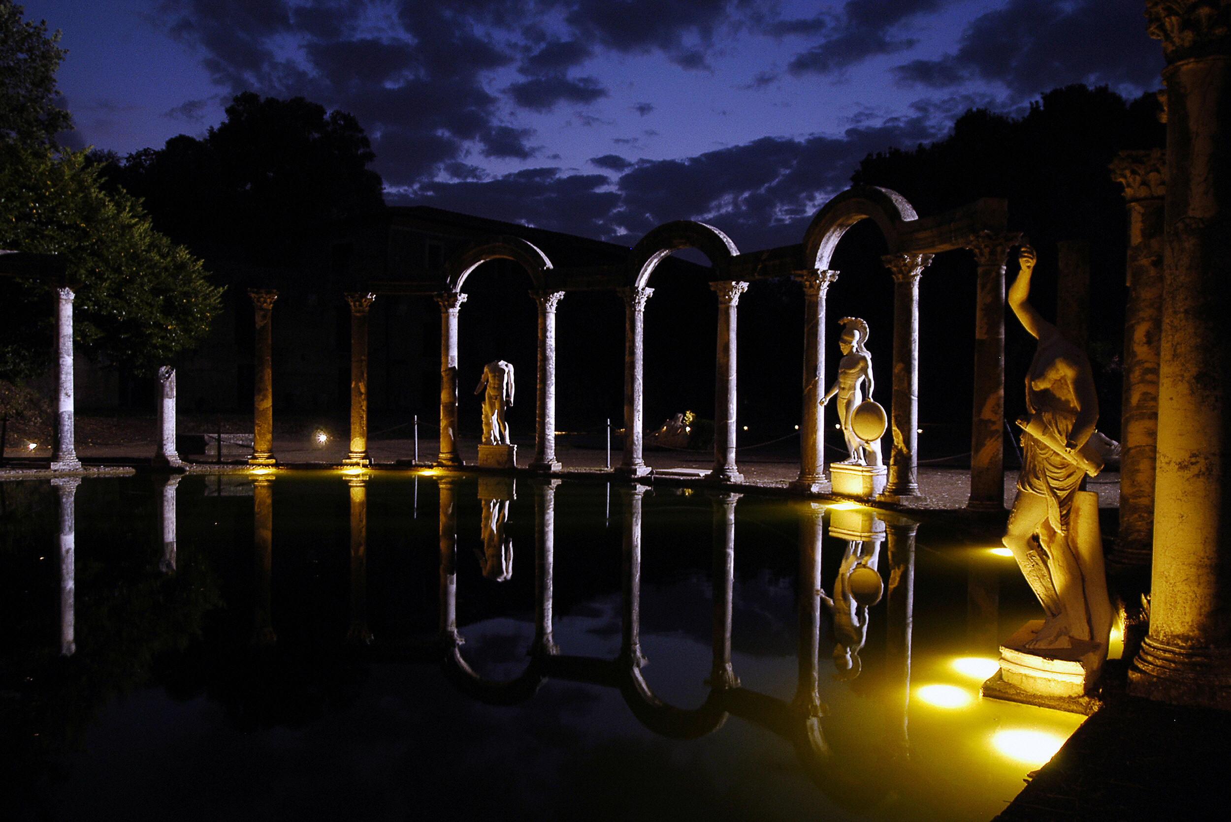 Villa Rischio Patrimonio Il Titolo Di Dell'umanità AdrianaA FTKc1lJ