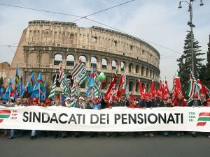 Una pensione su due è sotto i mille euro